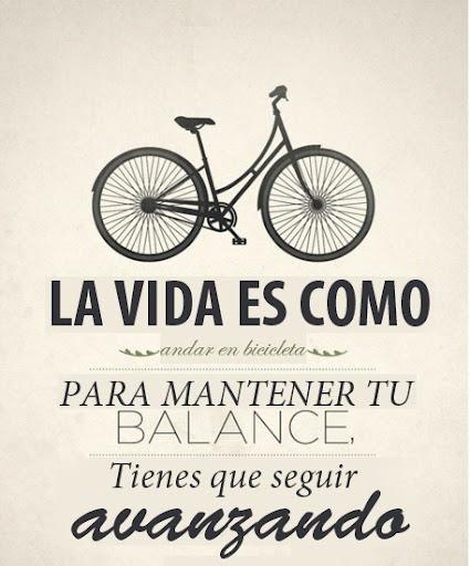 Imágenes De Bicicletas Con Frases Imagenes Hermosas